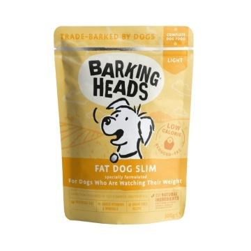 BARKING HEADS Fat Dog Slim kapsička 300g