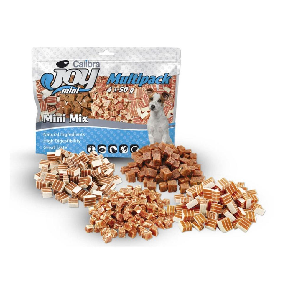 Calibra Joy Dog Multipack Mini Mix 4x50g NEW