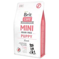 Brit Care Dog Mini Grain Free Puppy Lamb 7kg