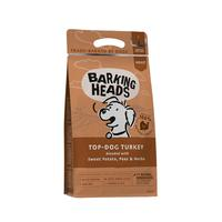 BARKING HEADS Top Dog Turkey 12kg