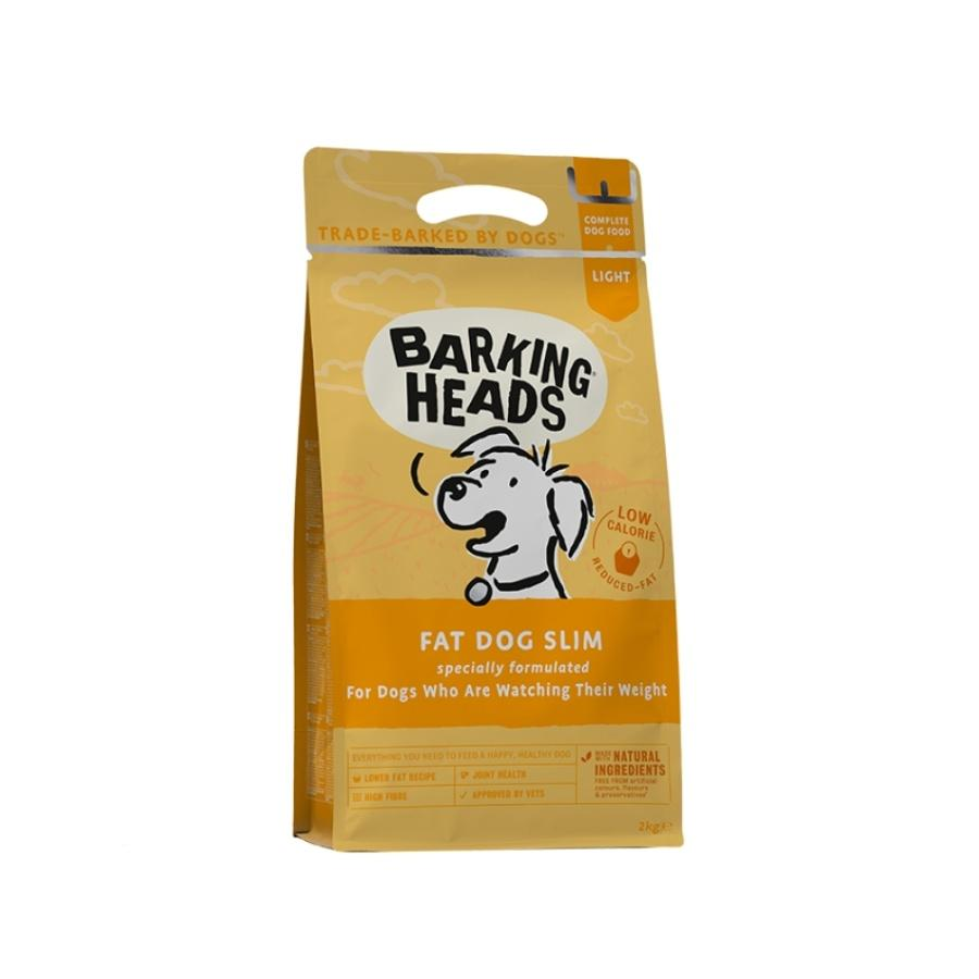 BARKING HEADS Fat Dog Slim NEW 2kg