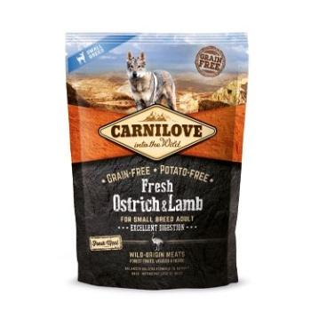 Carnilove Dog Fresh Ostrich&Lamb for Small Breed 1,5kg