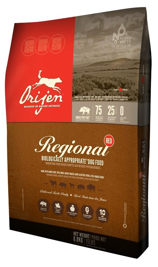Orijen Dog Regional RED 11,4kg