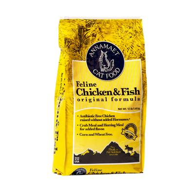 Annamaet Grain Free Feline Chicken & Fish 1,81kg
