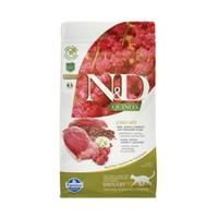 N&D GF Quinoa CAT Urinary Duck & Cranberry 1,5kg