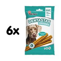 Akinu DENTASTAR tyčky 7ks MULTIPACK 6 ks